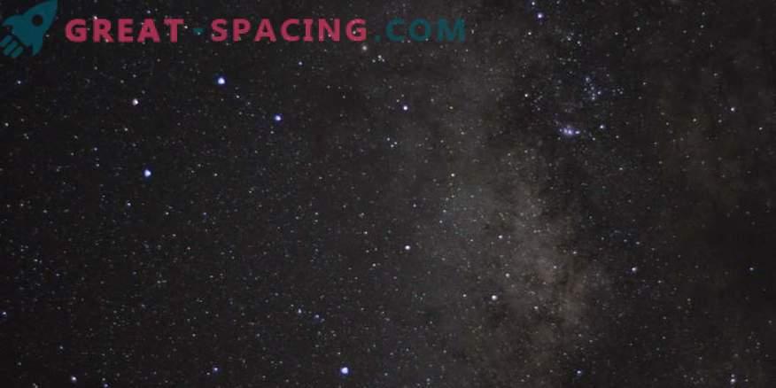 Astronoomid on leidnud mustava auguga Ambur