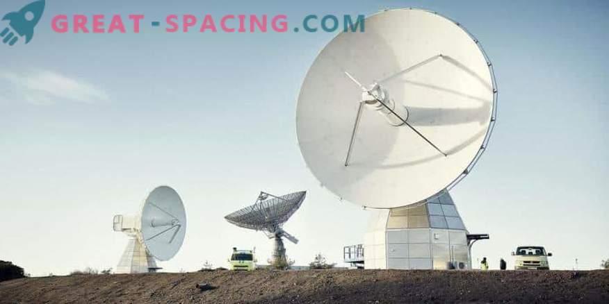 Lõuna-Aafrika esitab superraadio teleskoobi