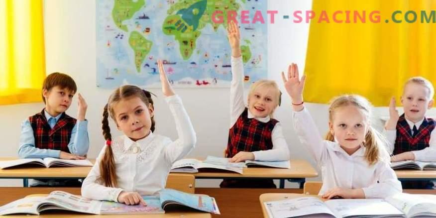 Pakkuge oma lapsele kvaliteetse GDZ-ga õppimine