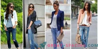 Jeanside valimine: millised mudelid on trendikas?