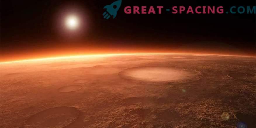 Uus Marsi elu otsimise tehnoloogia