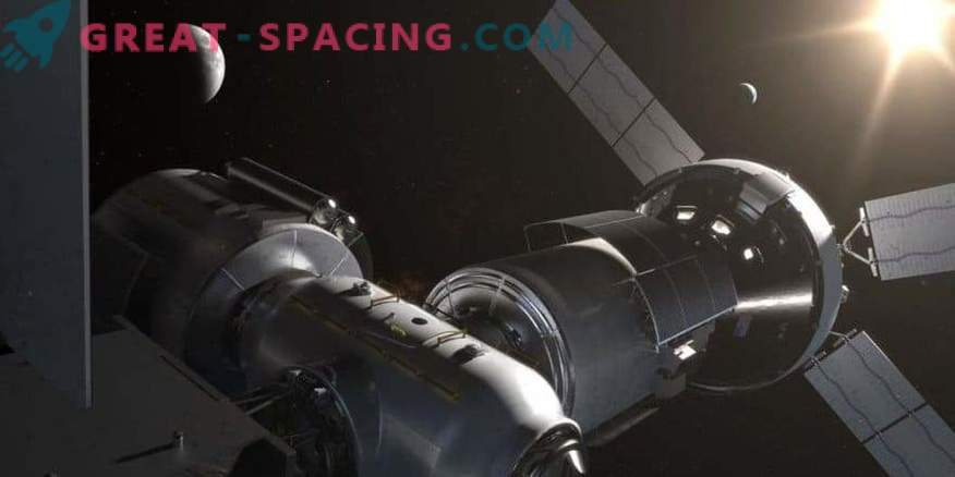 Kuu on veel üks samm, kuid mitte Marsi asendus