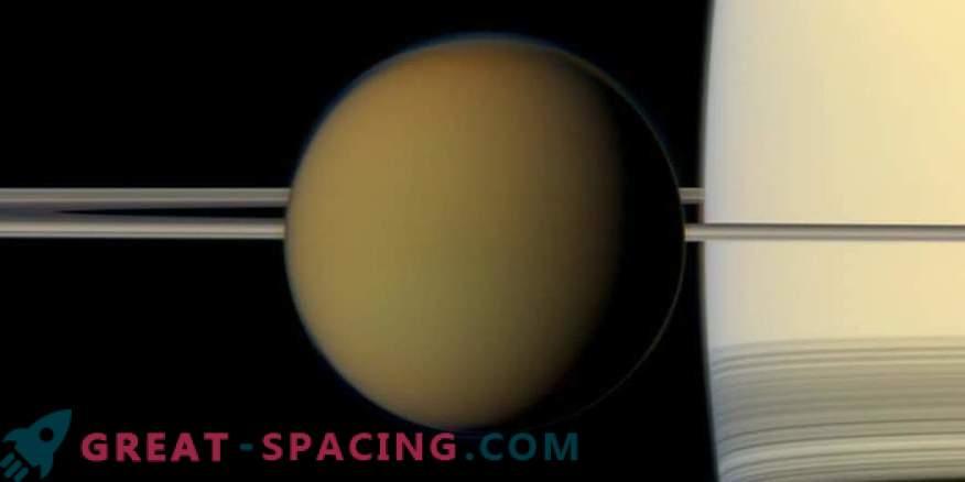 Uus teave Titani salapärase atmosfääri kohta