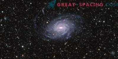 NGC 6744 mitme sagedusega uuring