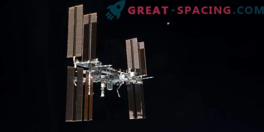ISS-i põlemisprotsessi uurimine