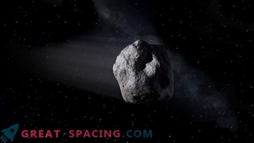 NASA otsib asteroidi mehitatud ekspeditsiooni jaoks