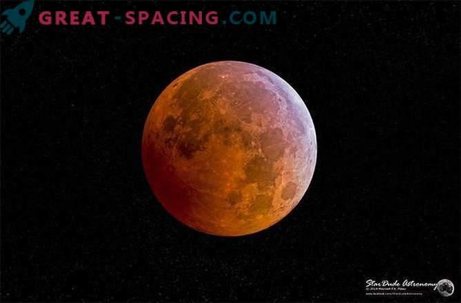 Superlunar ja Lunar Eclipse esineb samaaegselt 27. septembril