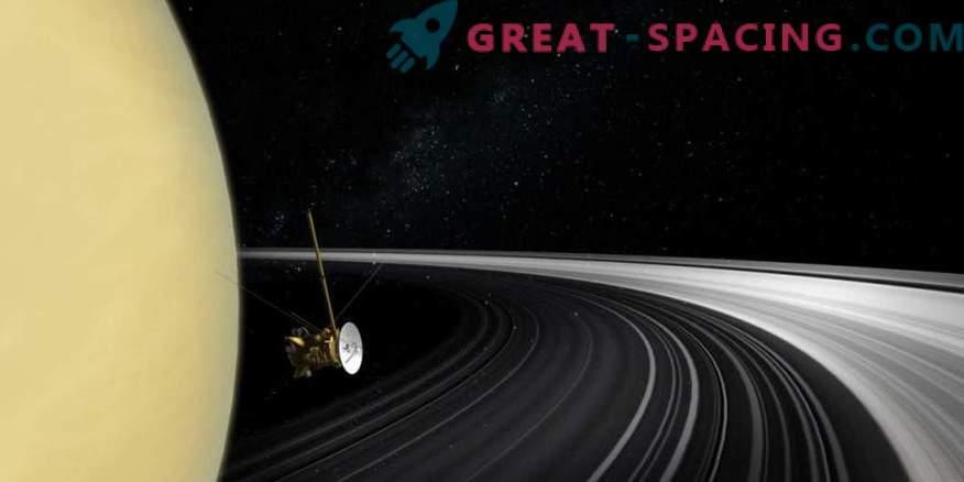 Saadud Cassini tagasiside