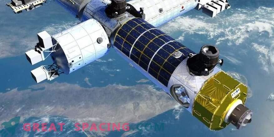 Era-kosmosejaam võib ISSi osi uuesti kasutada