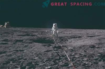 Apollo missioon: pildid, mis on inspireeritud Kuu uuringust