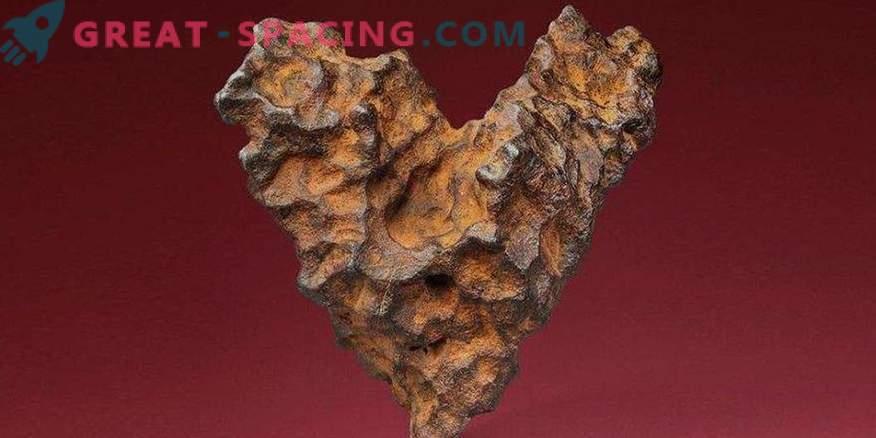 Anna meteoriit Valentine'i päevale