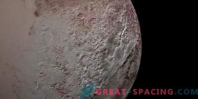Plutooni jääblade saladus