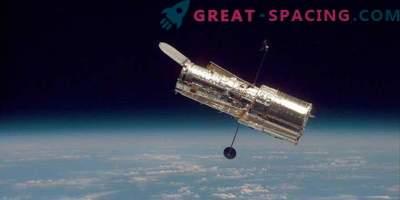 Hubble'i teleskoopil esines probleeme