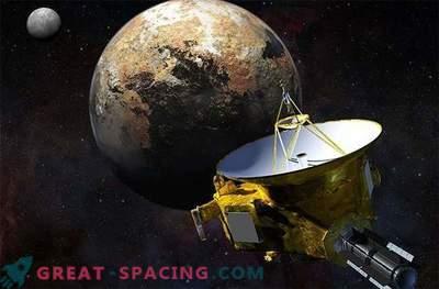 Plutoni süsteemis on uued väljavaated valmis läbima