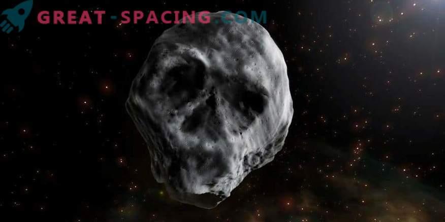Asteroid Halloween on tagasi aastal 2018