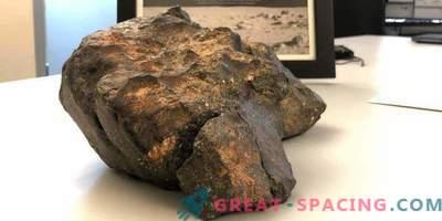 Lunari meteoriit müüdi 600 000 dollari eest.