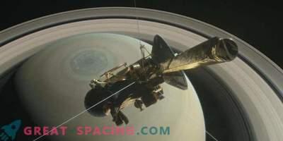 Cassini missioon valmistub lõplikuks