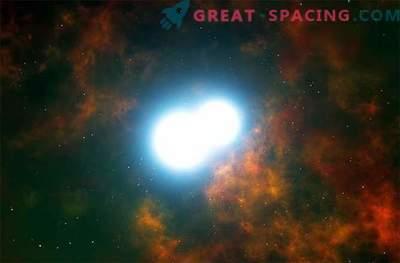 Kahe valge kääbuse ühinemine toob kaasa supernova moodustumise