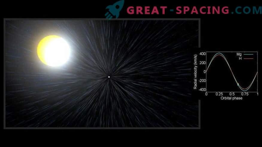 Leitud üks massiivsemaid neutronitähti