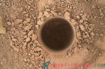 Uudishimu kinnitas orgaaniliste ühendite olemasolu Marsil!