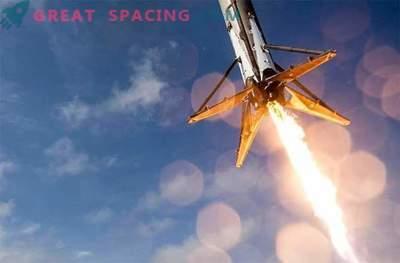 SpaceX jaoks on järgmine ookeani maandumine võimalik