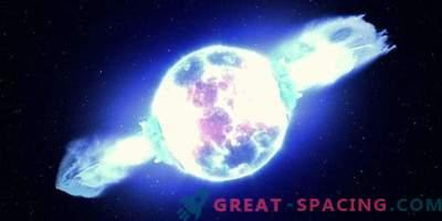 Üks kiiremaid tähti oli surnud. Mis juhtus PSR J0002-ga