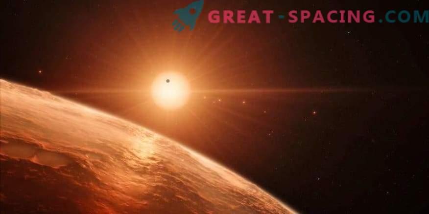 Elu tõenäosus TRAPPIST-1-s