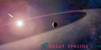 Tärn tõmbas komeedi Halley tohutu nõbu laastudesse