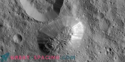 Umbes kadunud vulkaanid jäävad Ceresile