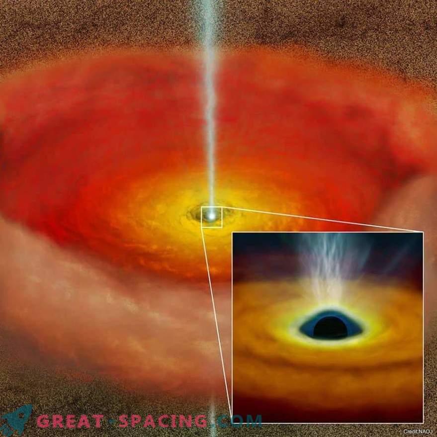 Mustade aukude pööramine tekitab kiireid reaktsioone?