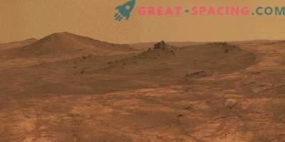 Tsingi ja germeeni suurenenud tase kinnitab Marsi elu