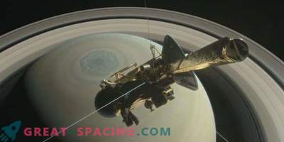 Uus Cassini sukeldumise video