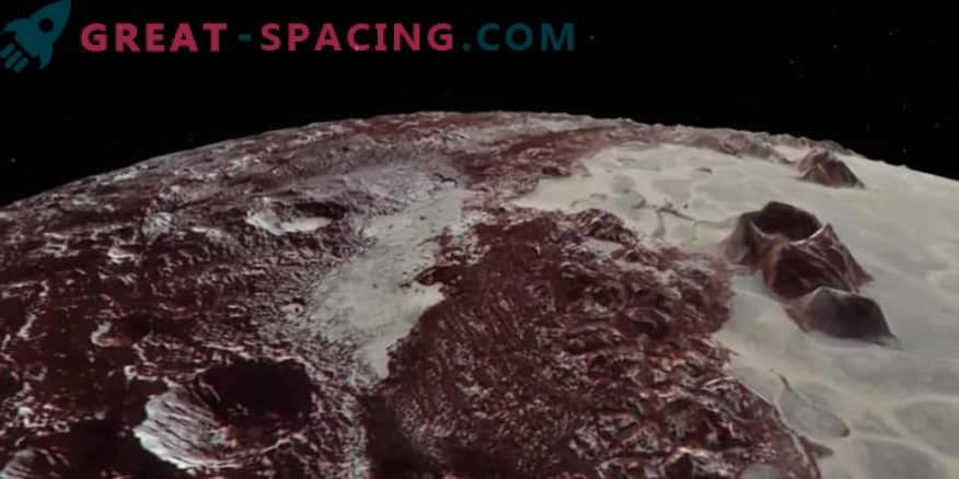 Video: lend üle Pluto