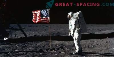 Kus kadus NASA astronauti,