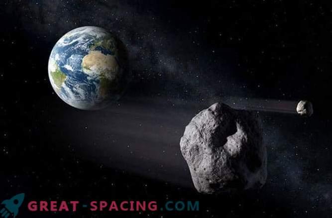 Väike mägi suurus asteroid lendas esmaspäeval (26. jaanuaril) Maa peal