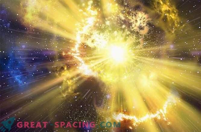 Uber Bright Supernova on tähe saladus