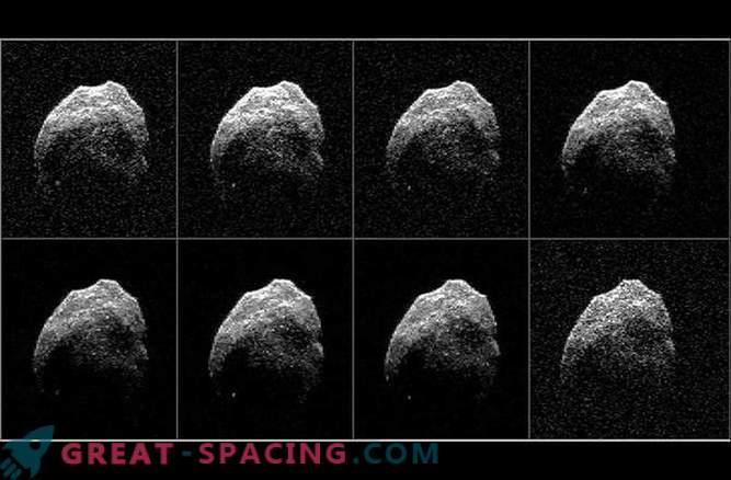 Teadlased on saanud radar pilte kohutavast komeetist