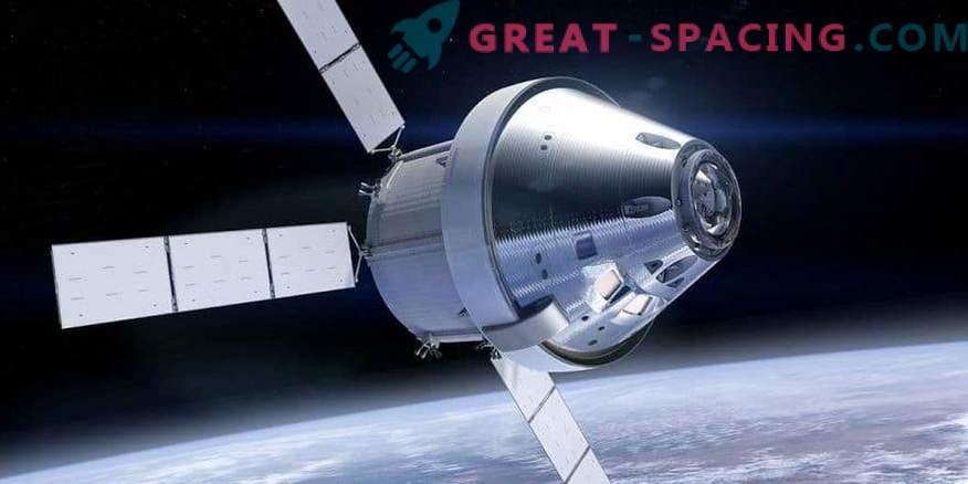 Orion läbib lõpliku langevarju testi enne Lunari lendu