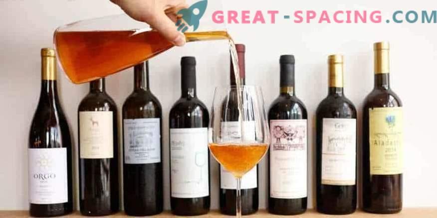 Gruusia veinid