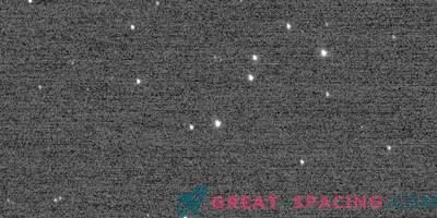 New Horizonsist pärit Kuiperi vöö salvestus