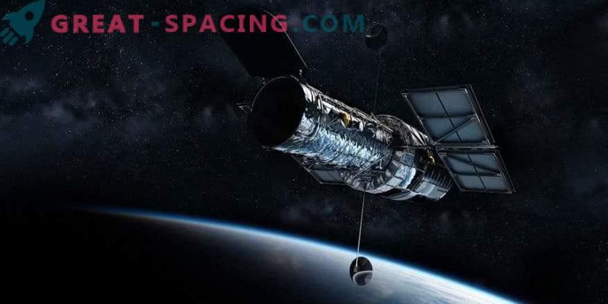 Hubble naaseb tööle pärast 3-nädalast puhkust