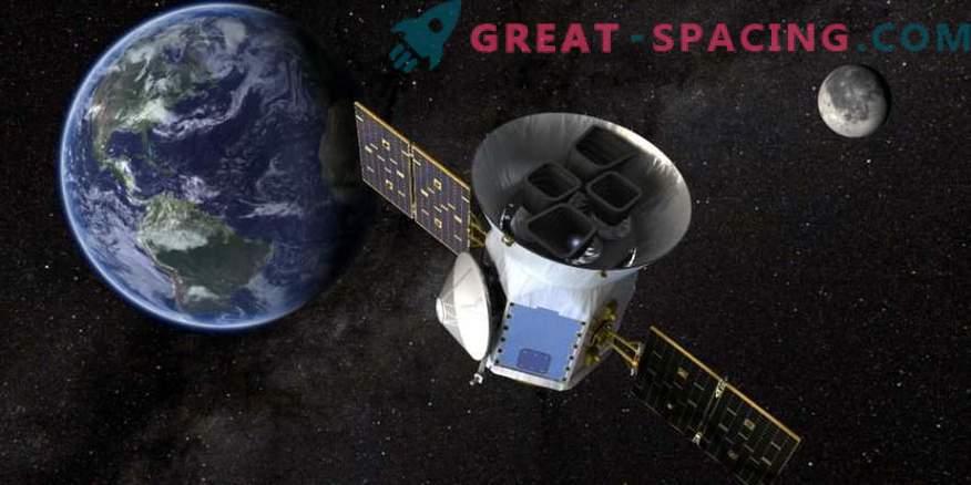 NASA uus planeetide jahimees alustab maiste maailmade otsimist