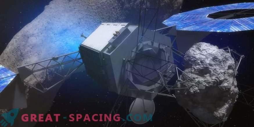Kuidas gravitatsioonitraktor päästab Maa asteroidiohust