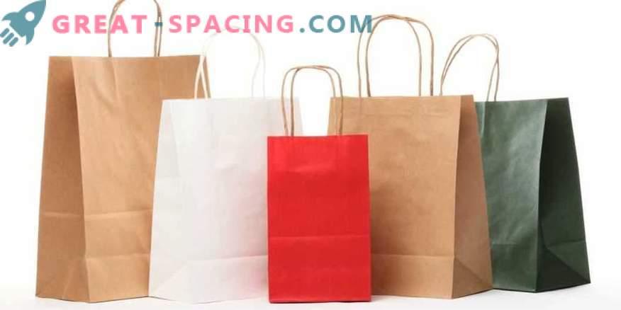 Kraft-pakendite peamised rakendused pakendamiseks