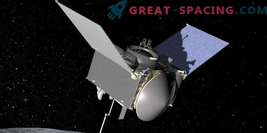 Mida teeb OSIRIS-REx sond Bennu asteroidi lähedal?