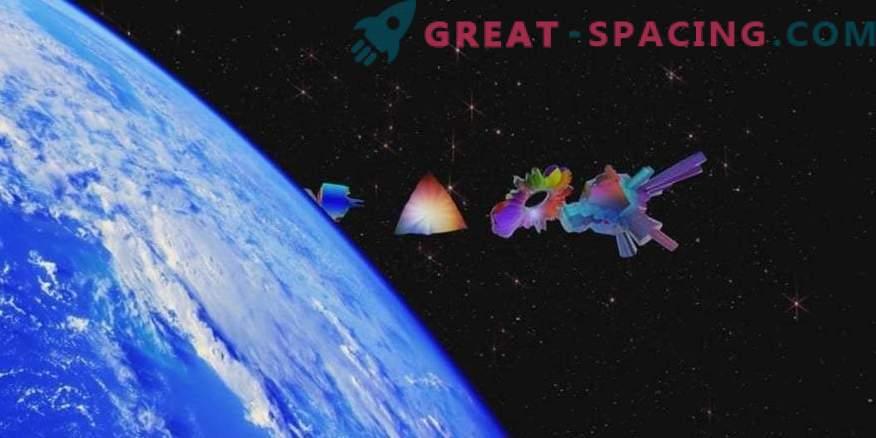 Simuleerige oma naerda 3D-printeris ja avage kosmosesse