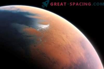 Aatom hapnik leidub Marsil