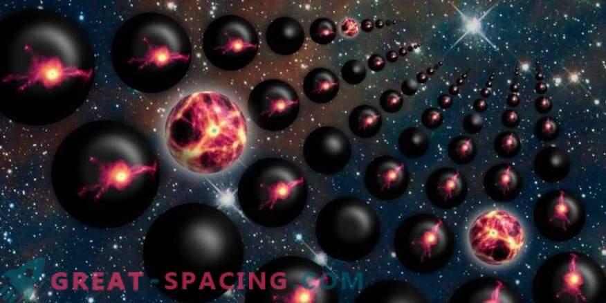 Kas multiversumis peitub elu?