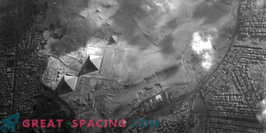 Proba-1 satelliit püüab püramiide 