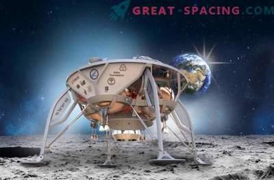 Private Moon lennukonkursid tõesti hakkavad soojenema